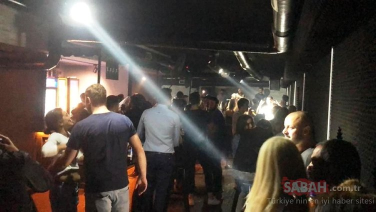 SON DAKİKA HABERİ: Bursa polisinden 'korona parti'sini baskın! DJ eşliğinde eğlenen grup neye uğradığını şaşırdı!