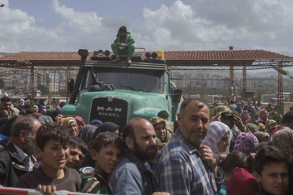 Son Dakika: Afrin'den son görüntüler geldi