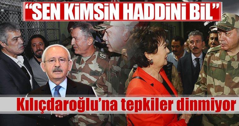Kemal Kılıçdaroğlu'na sanatçılardan sert tepki: Haddini bil