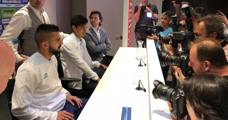 Aziz Behich resmen PSV'de