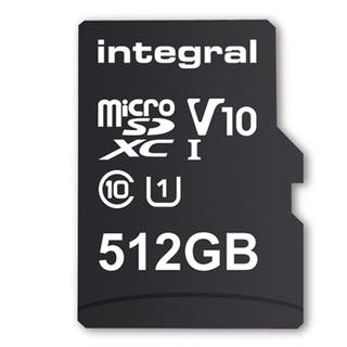 Dünyanın ilk 512 GB microSD kartı piyasaya çıkıyor