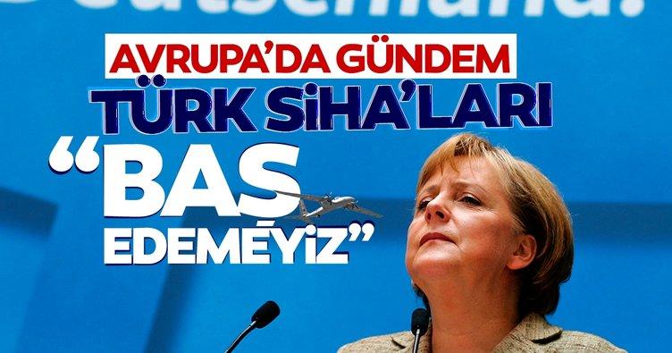Son dakika haberi... Avrupa Türk SİHA'larını tartışıyor: Baş edemeyiz!