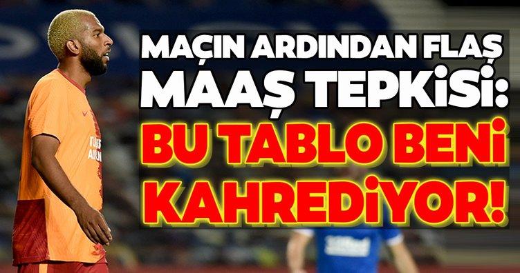 Galatasaraylı taraftarlardan Babel'e flaş tepki!