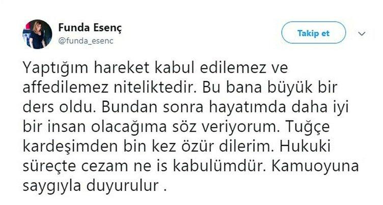 Son dakika haberi: Havalimanı personeline hakaret eden Fatma Funda Esenç'e hapis istemi! Yeni detaylar...
