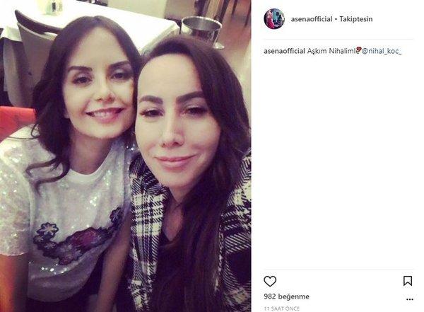 Ünlülerin Instagram paylaşımları (14.12.2017)