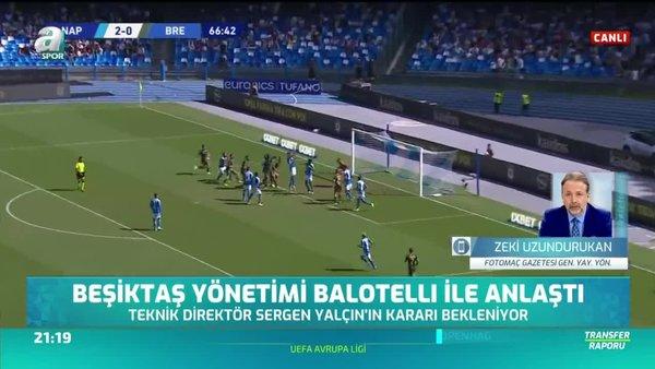 Galatasaray' bombayı patlatıyor! Eljif Elmas ve Aboubakar...