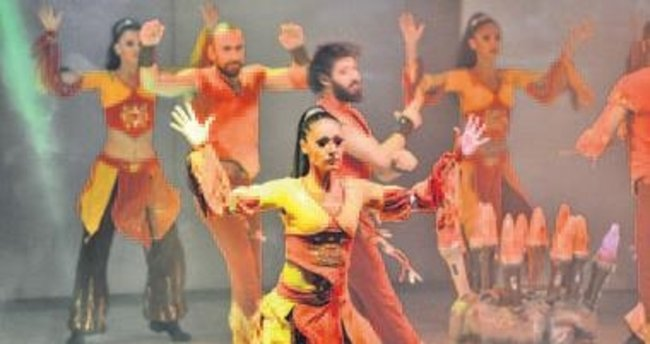 Anadolu Ateşi Bursa'yı ısıttı