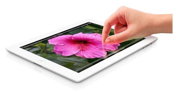 İşte yeni iPad'den kareler
