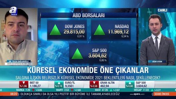 Dr. Tolga Dağlaroğlu: Biden'la beraber ticaret savaşlarının dozu artacak