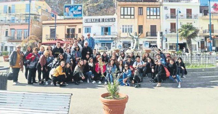 İtalya'da müzik ve dans projesi