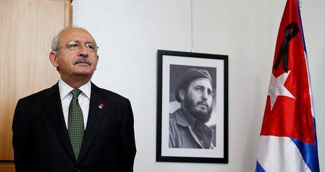 Kılıçdaroğlu'ndan Küba Büyükelçiliği'ne taziye