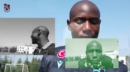 Trabzonspor'dan Benik Afobe paylaşımı | İZLE