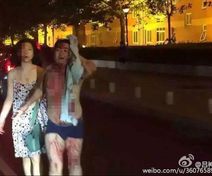Çin'in Tianjin patlaması sonrası yasakladığı fotoğraflar