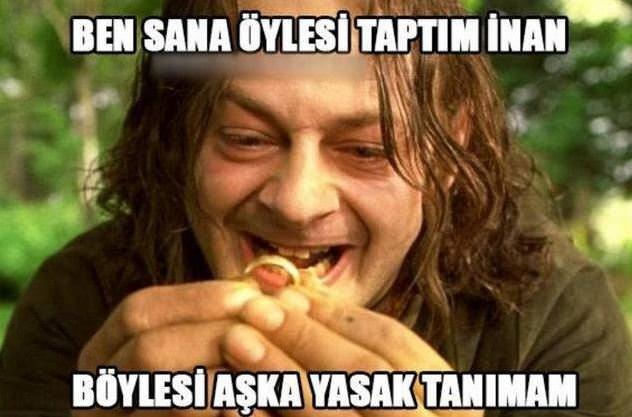 Türklerin efsane paylaşımları
