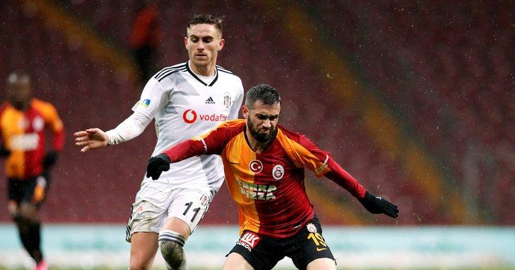 Usta yazardan Beşiktaş - Galatasaray derbisi için flaş yorum!
