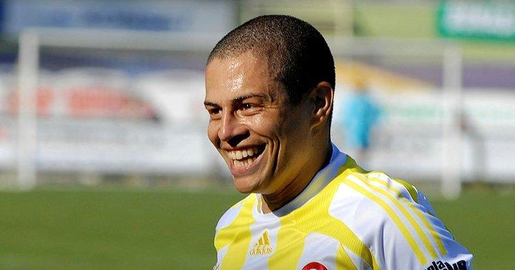 Alex de Souza'dan Fenerbahçe'ye: Çok özledim
