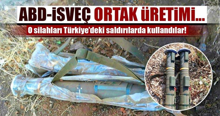 ABD'nin YPG'ye verdiği füzelerden 20 tanesi PKK'da çıktı!