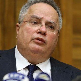 Yunanistan Dışişleri Bakanı'na tehdit mektubu