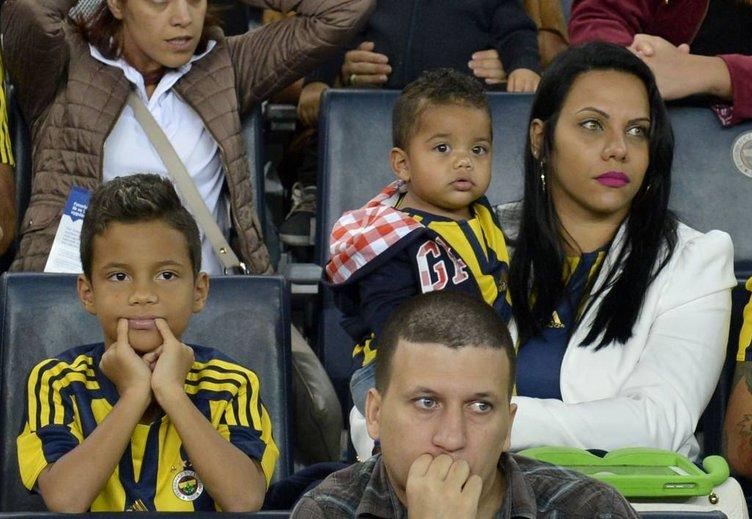 Fenerbahçe Akhisar Belediyespor maçından kareler
