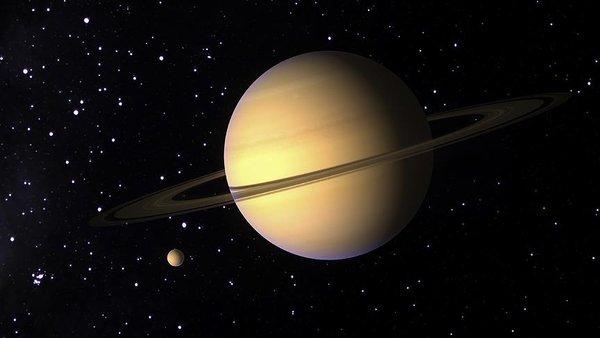 Satürn'ün uydusu Titan'da deniz seviyesi tespit edildi