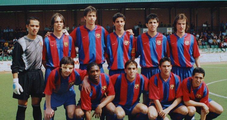 Barcelona'nın futbol dünyasına kazandırdığı 25...