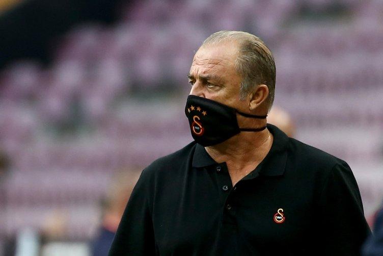 Galatasaray'da son dakika: Fatih Terim'den 5 isme şok! Kampa gelmesinler
