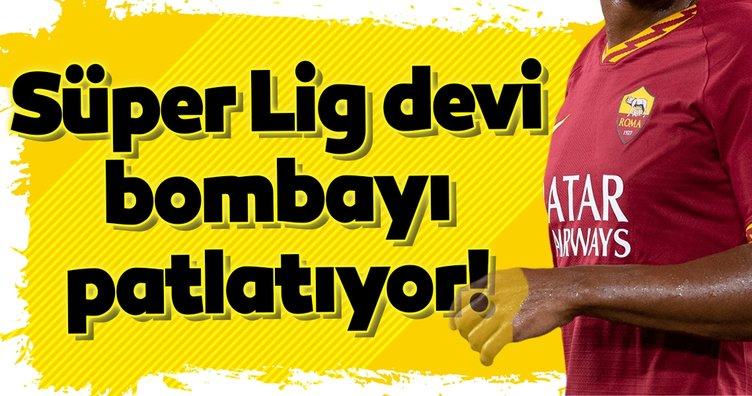 Fenerbahçe'den Juan Jesus bombası!