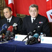 NATO Komutanı Kapalıçarşı'da kaybolmuş