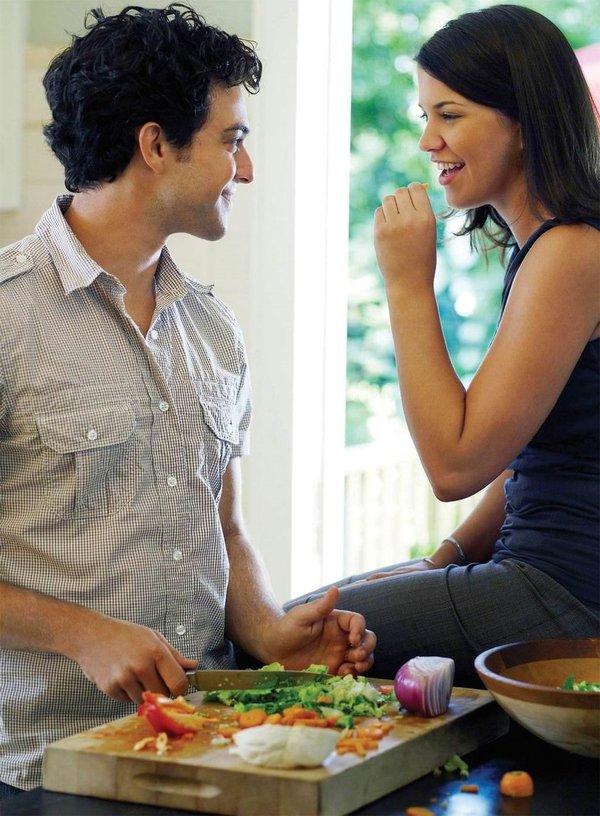 Sevgiliyle diyet yapma rehberi