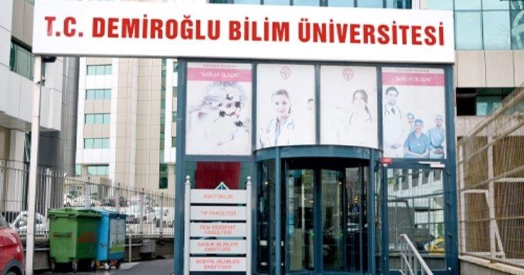 Demiroğlu Bilim Üniversitesi 6 öğretim üyesi alacak