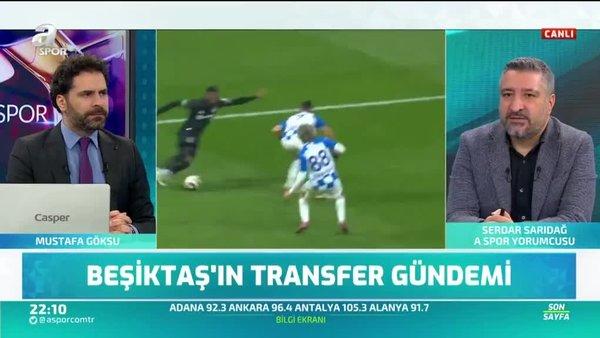 Serdar Sarıdağ: Quaresma Beşiktaş'a dönmek istiyor