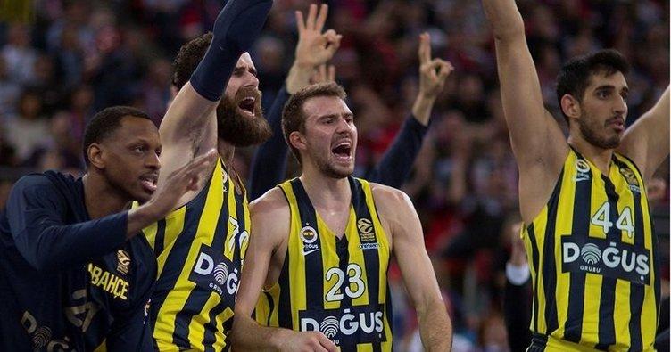 Fenerbahçe - Zalgiris maçı ne zaman saat kaçta hangi kanalda?