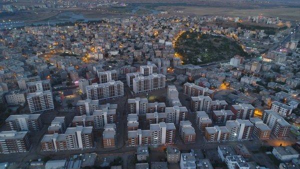 Cizre'de terörün izi silindi şimdi modern bir şehir