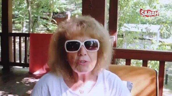 Eser Yenenler'den annesine soru: Ben neden şişmanım? | Video