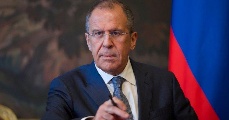 Lavrov, Tillerson'a ABD Büyükelçiliği'nin Kudüs'e taşınmasını sordu!
