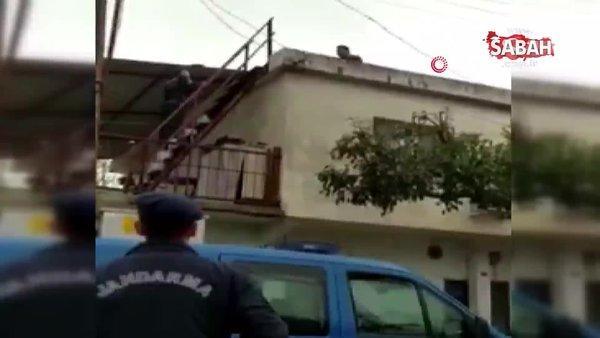 Miras anlaşmazlığı yüzünden abisini öldüren kardeş yakalandı   Video