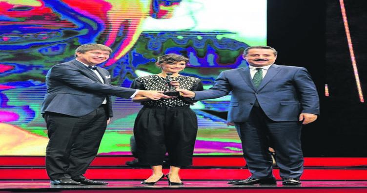 Antalya Film Festivali görkemli bir törenle...