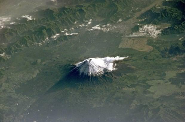 Dünya'nın uzaydan çekilen muhteşem fotoğrafları