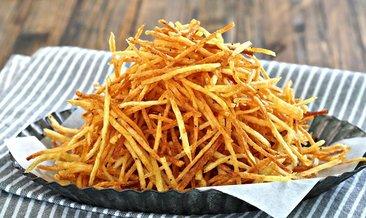 Masterchef kibrit patates tarifi... Kibrit patates nasıl yapılır, gerekli malzemeler nelerdir?