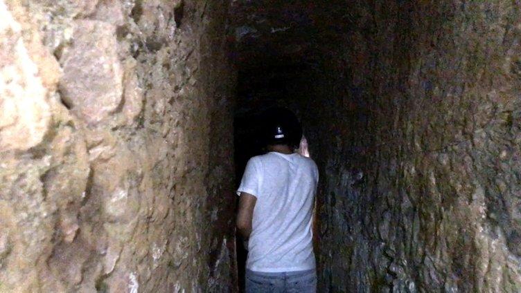 Son dakika: Sinop'ta tarihi gelişme! 3 bin yıllık yeni tünel bulundu...