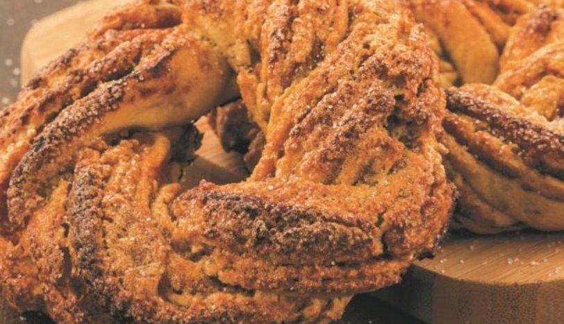 Balkabaklı Çörek