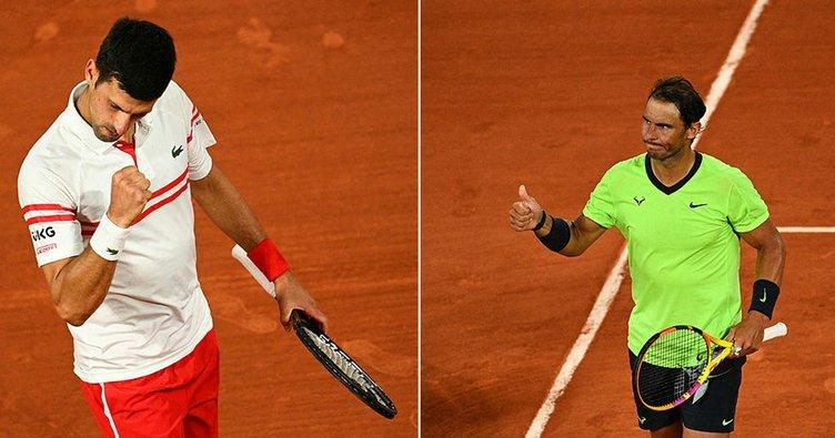 Fransa'da Nadal'ı deviren Djokovic finale yükseldi