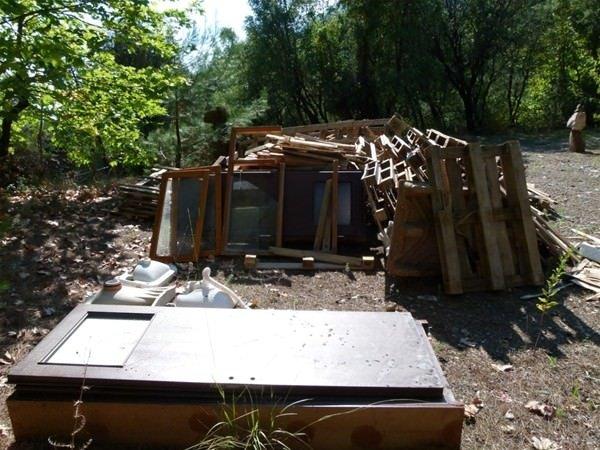 1500 TL'ye hayalindeki evi yaptı!