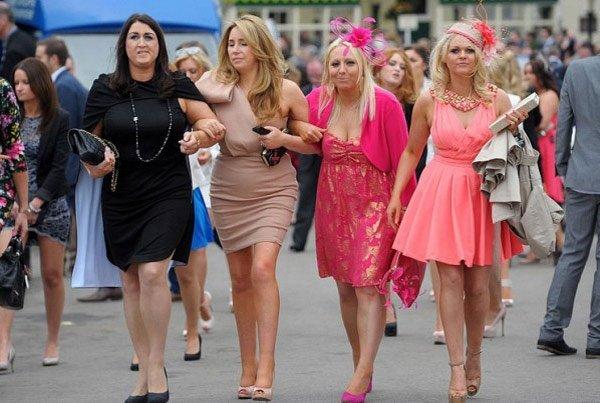 İngiltere'de kadınlar günü etkinlikleri