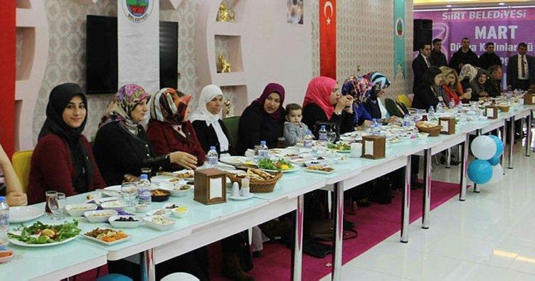 Siirtte 8 Mart Dünya Kadınlar Günü Etkinliği Karadeniz Doğu
