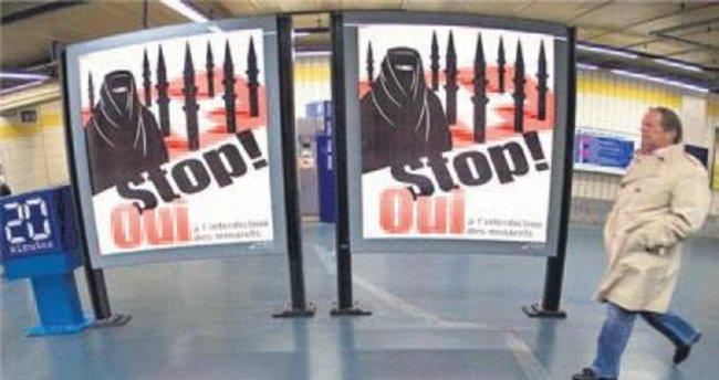 İsviçre'nin tamamında burka yasaklandı