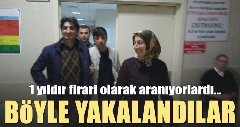 Son dakika: FETÖ/PDY'den firari olarak aranan karı koca öğretmen yakalandı