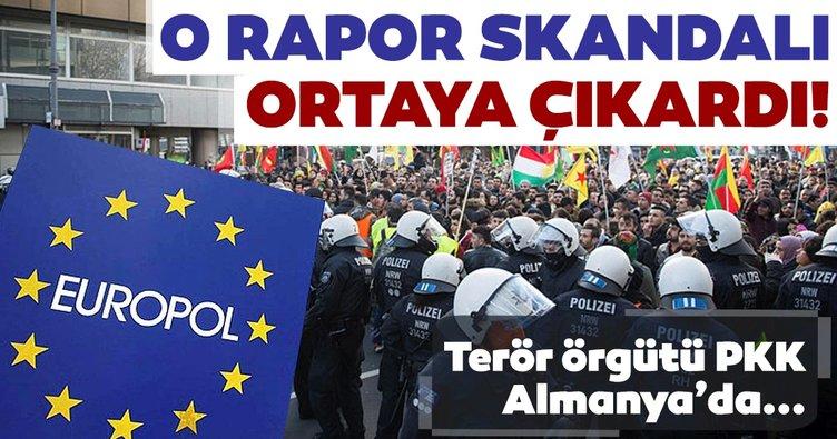 PKK'nın, Almanya'da Türklere karşı işlediği suç sayısı arttı