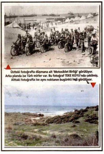 Yıllar sonra Çanakkale