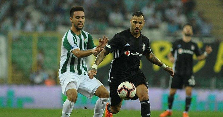 Furkan Soyalp'tan Bursaspor'a veda